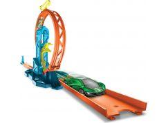 Mattel Hot Wheels track builder set pro stavitele Loop Kicker Pack