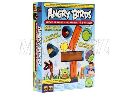 Mattel hra Angry birds