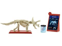 Mattel Jurský svět Dino kostry Triceratops