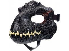 Mattel Jurský svět dino maska Tyranosaur Rex