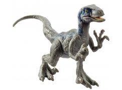 Mattel Jurský svět Dino predátoři Velociraptor Blue
