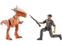 Mattel Jurský svět Dino příběh Stygimoloch a Mercenary