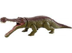 Mattel Jurský svět dinosauři v pohybu Sarcosuchus