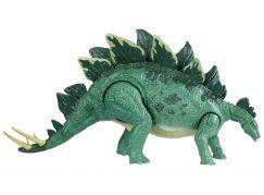 Mattel Jurský svět super úder Stegosaurus FMW88 - Poškozený obal