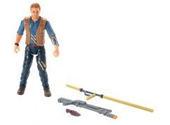 Mattel Jurský svět Základní figurka Lockwood Battle Owen