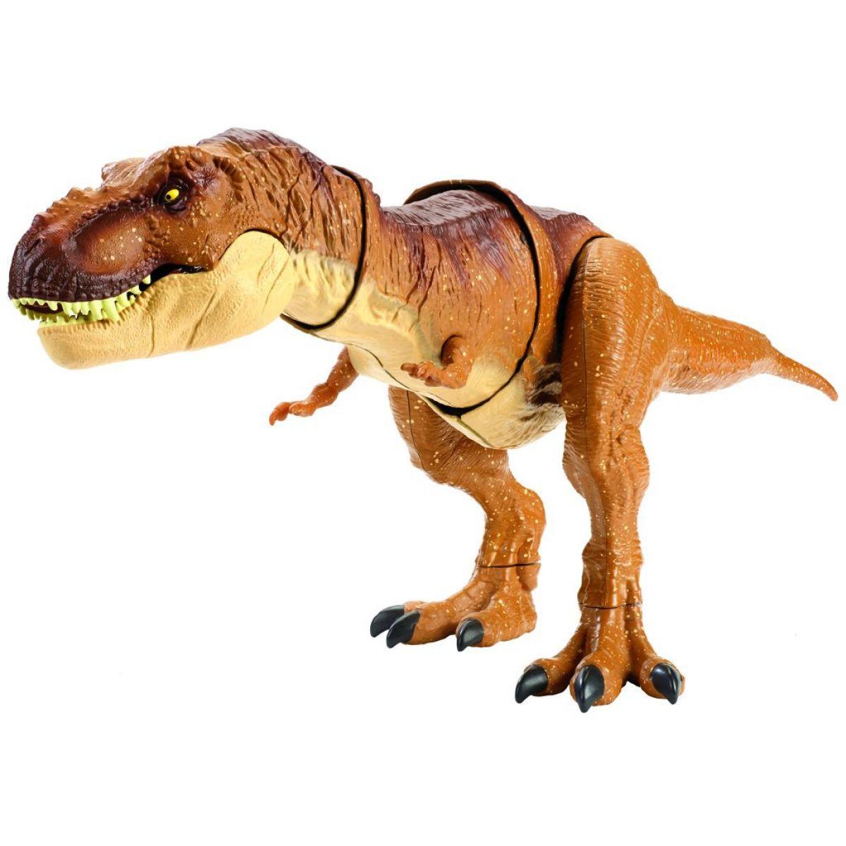 Mattel Jurský svět Žrasosaurus T-Rex