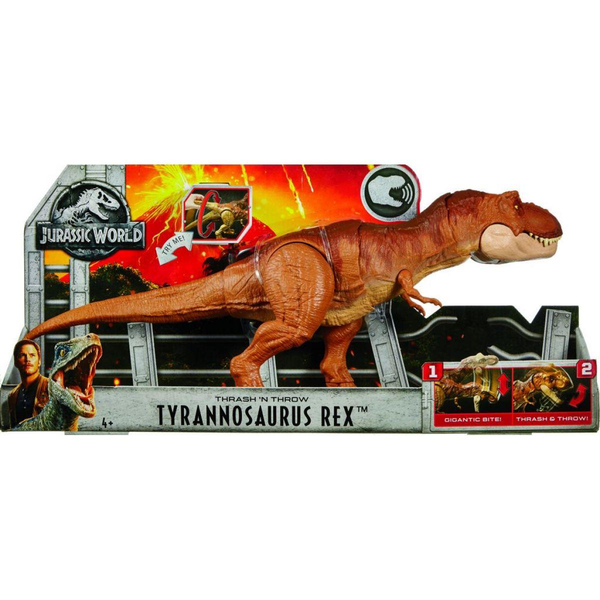 Mattel Jurský svět Žrasosaurus T-Rex #2