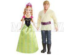 Mattel Ledové království Anna a Kristoff