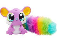 Mattel Lil Gleemerz miminko se zvuky fialový