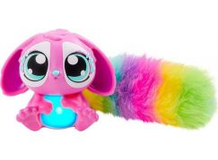 Mattel Lil Gleemerz miminko se zvuky růžový