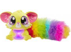 Mattel Lil Gleemerz miminko se zvuky žlutý