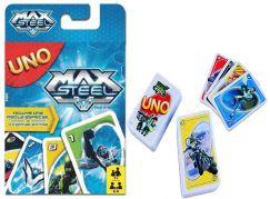 Mattel Max Steel UNO