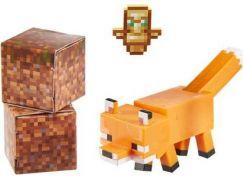 Mattel Minecraft 8 cm figurka Fox