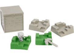 Mattel Minecraft mini těžba krumpáč