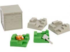 Mattel Minecraft mini těžba sekera