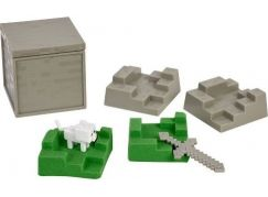 Mattel Minecraft mini těžba meč