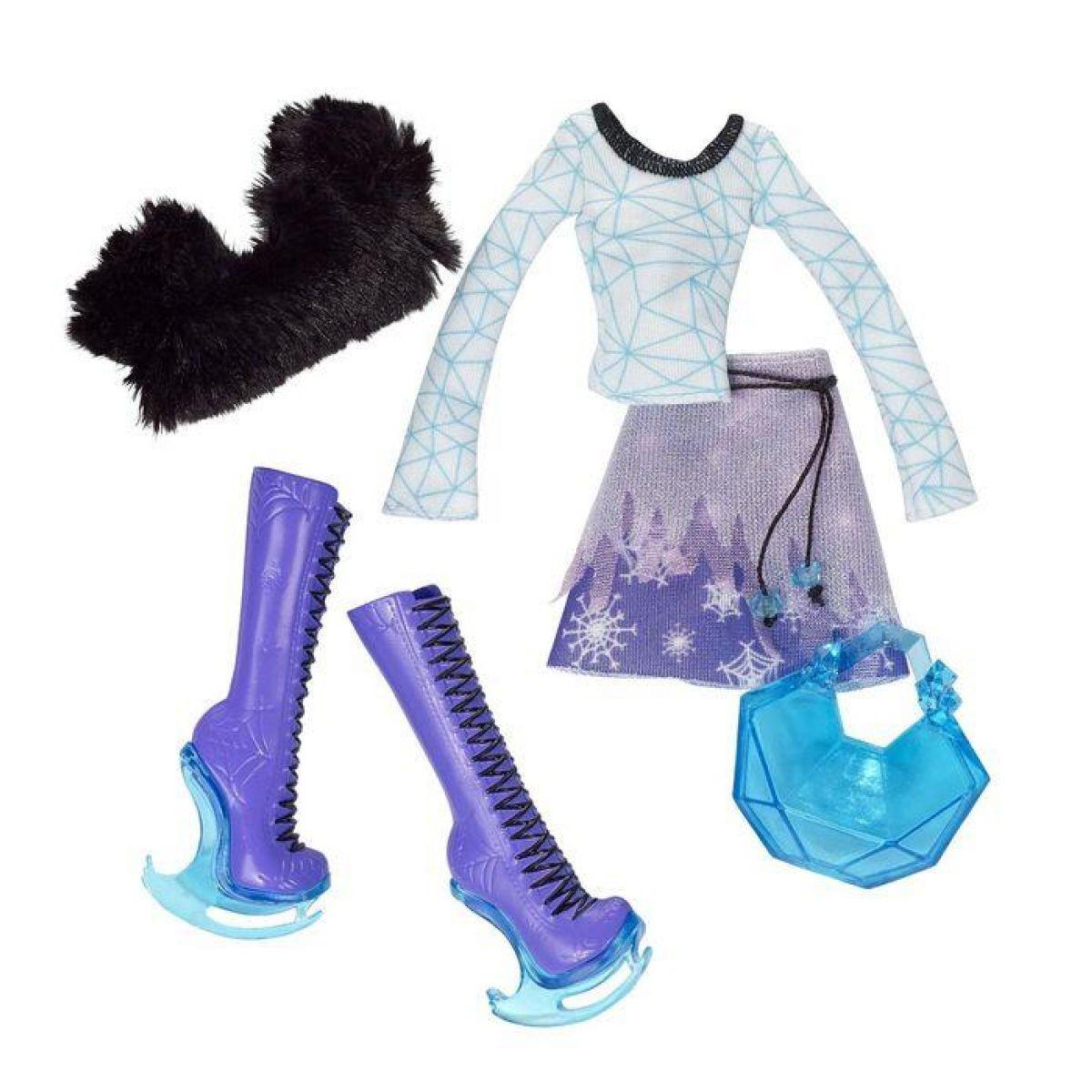 Mattel Monster High Doplňky k panenkám - Abbey Bominable