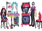 Mattel Monster High Draculaura a drákula herní set