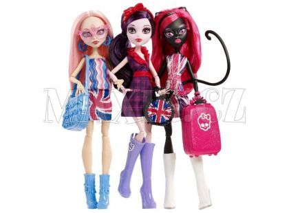 Mattel Monster High ECV Celebrity Tour