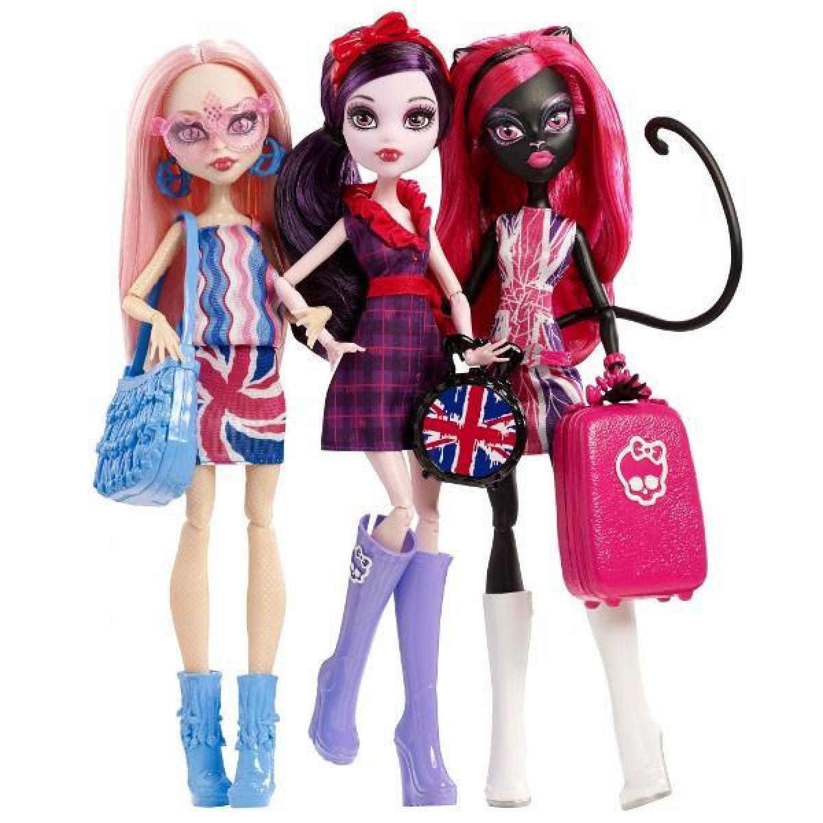 Mattel Monster High ECV Celebrity Tour
