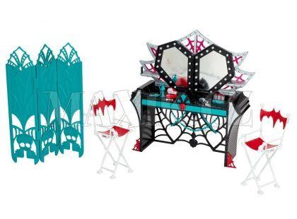 Mattel Monster High Howlywood nábytek - Šatna