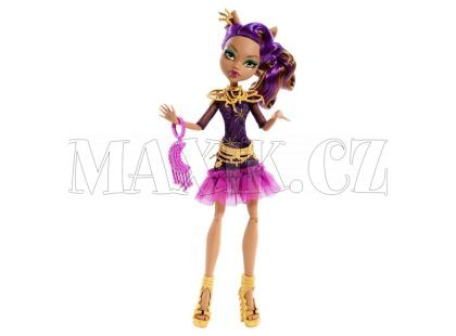 Mattel Monster High Howlywood Příšerka - Clawdeen Wolf