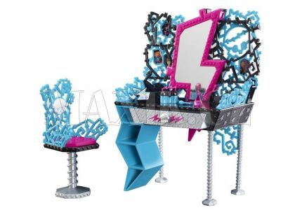 Mattel Monster High Monster nábytek - Stolek Frankie Stein