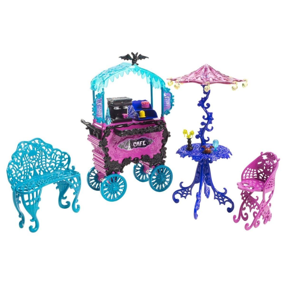 Mattel Monster High Monster set - Kavárna
