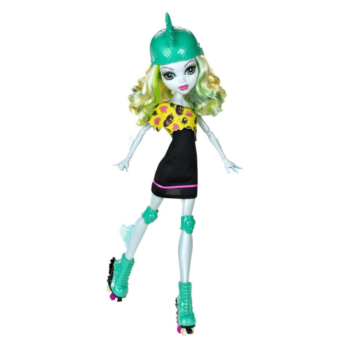 Mattel Monster High Panenka Sportovní - Lagoona Blue