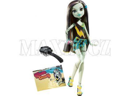 Mattel Monster High Plážové příšerky - Frankie Stein