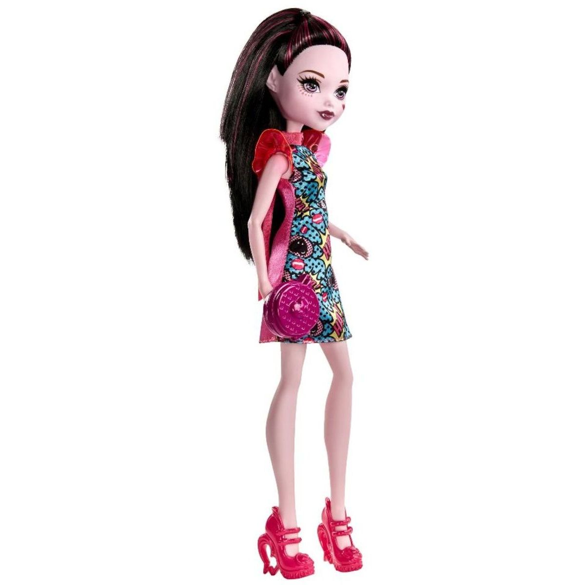 Mattel Monster High příšerka Draculaura FJJ16