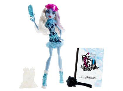 Mattel Monster High Příšerka Hodina kreslení - Abbey Bominable