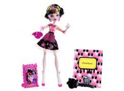 Mattel Monster High Příšerka Hodina kreslení - Draculaura
