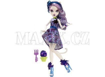 Mattel Monster High r.1300 - rozkvétání - Catrine Demew