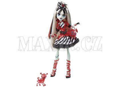 Mattel Monster High Sladké noční můry - Frankie Stein