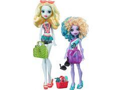 Mattel Monster High sourozenci monsterky 2 ks Lagoona Blue