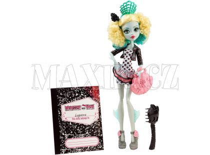 Mattel Monster High Výměnný program - Lagoona Blue