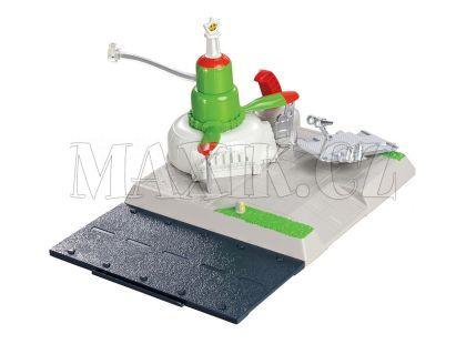 Mattel Planes Hrací set Dobrodružství na letišti - Stanice pro doplnění paliva