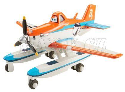 Mattel Planes Letadla hasiči a záchranáři - Pontoon Dusty