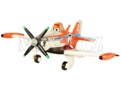 Mattel Planes Letadla hasiči a záchranáři - Supercharged Dusty