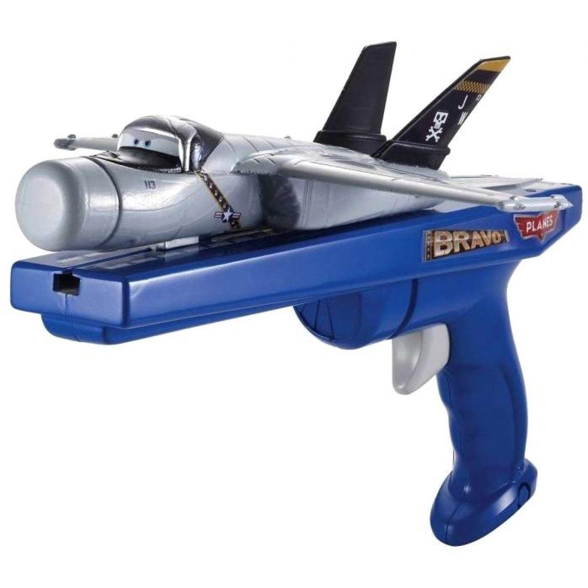 Mattel Planes Letadla Opravdový let - Bravo
