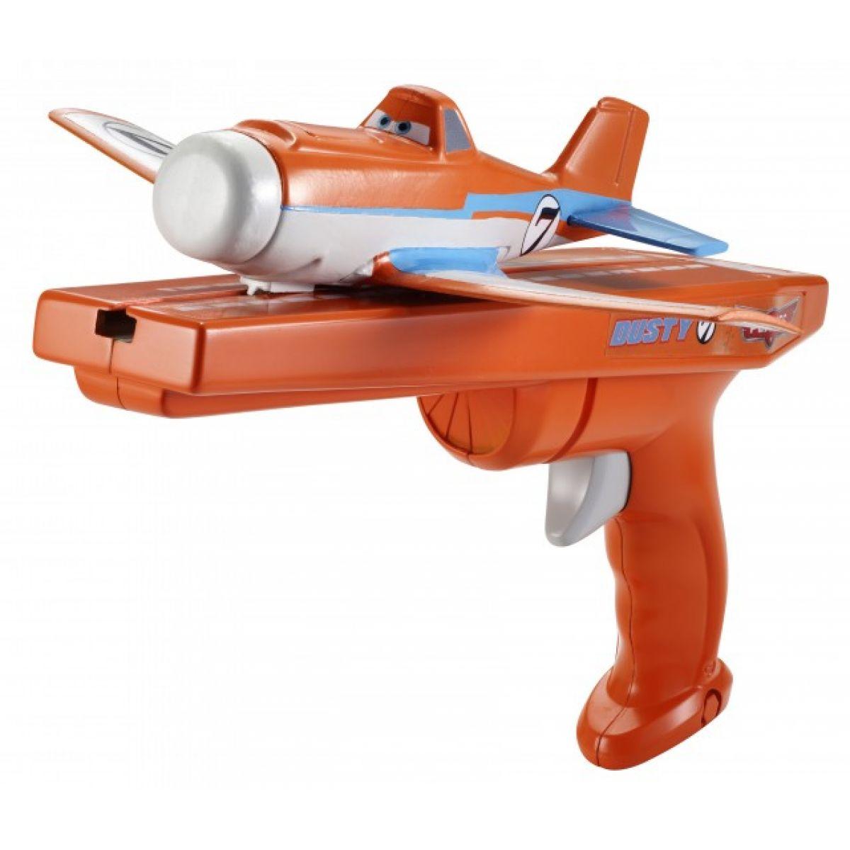 Mattel Planes Letadla Opravdový let - Dusty