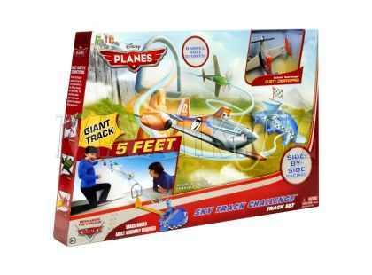 Mattel Planes Nebeská dráha
