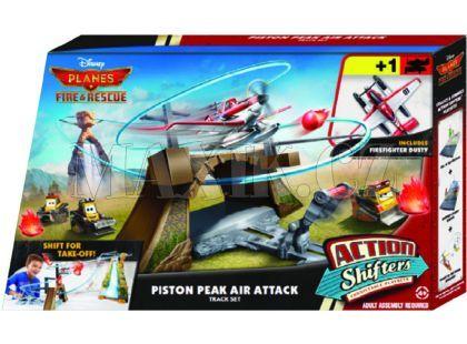 Mattel Planes set hasiči a záchranáři