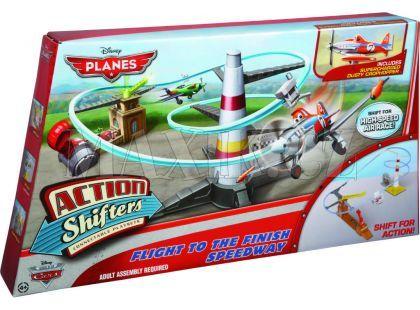 Mattel Planes set let do cíle