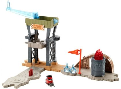 Mattel Planes Velký požár - Výcviková základna