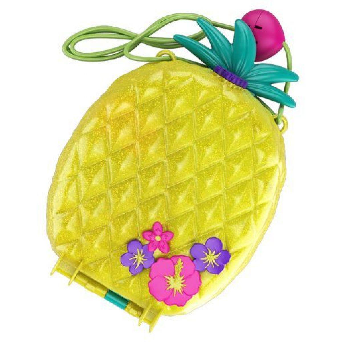Mattel Polly Pocket pidi pocketková kabelka ananas