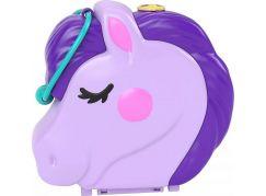 Mattel Polly Pocket pidi svět do kapsy koňská přehlídka