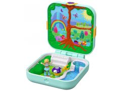 Mattel Polly Pocket pidi svět v krabičce Flutterrific Forest