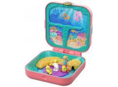 Mattel Polly Pocket pidi svět v krabičce Mermaid Cove